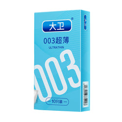 Hyaluronic Lubricant Ultra-Thin Condom Condom Water-Soluble Men's Condom