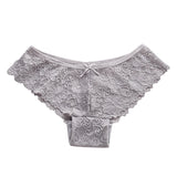 Delicate Translucent Sheer Lace  Underwear
