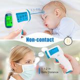 LCD Digital Non-contact Infrared Thermometer