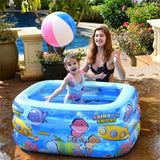 Inflatable marine organism Swimming Pool