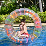Colorful Inflatable Water Wheel Roller