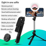 3-Axis Handheld Bluetooth Selfie Stick