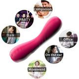 Vibrator G-Spot Dildo Rabbit Female Adult Sex Toy Waterproof Massager
