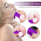 Female Massage Toy Oral Tongue Simulator Multi Speed