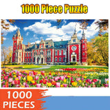 Plawniowice Palace 1000-Piece Puzzle