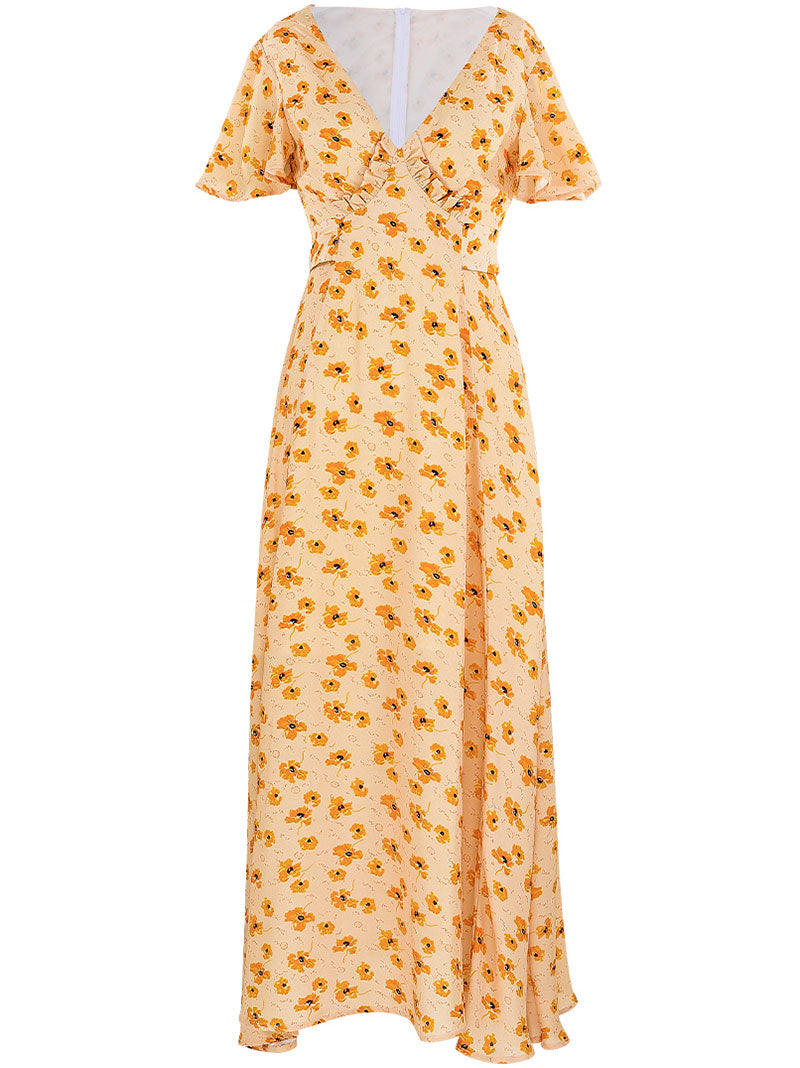 Peche Maxi Dress - SINCETHEN