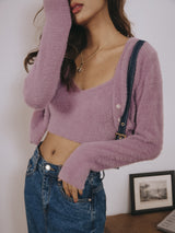 Sweet knit two piece - SINCETHEN