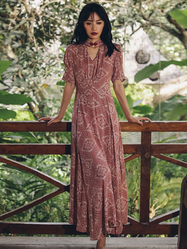 Joo-vely Ethnic Maxi Dress