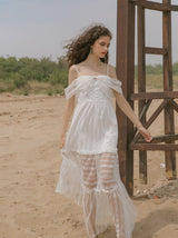 Lace Rang Dress - SINCETHEN