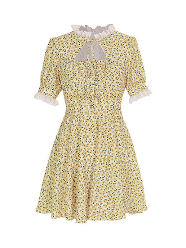 Flore Bloom Dress - SINCETHEN