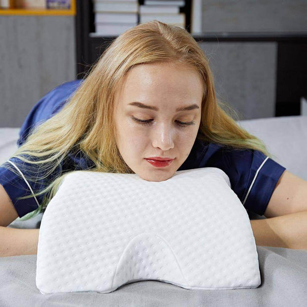 Slow Rebound Pressure Pillow - Couple Pillow - Body Massager