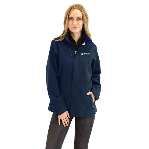 Storm Creek® Ladies Waterproof Jacket