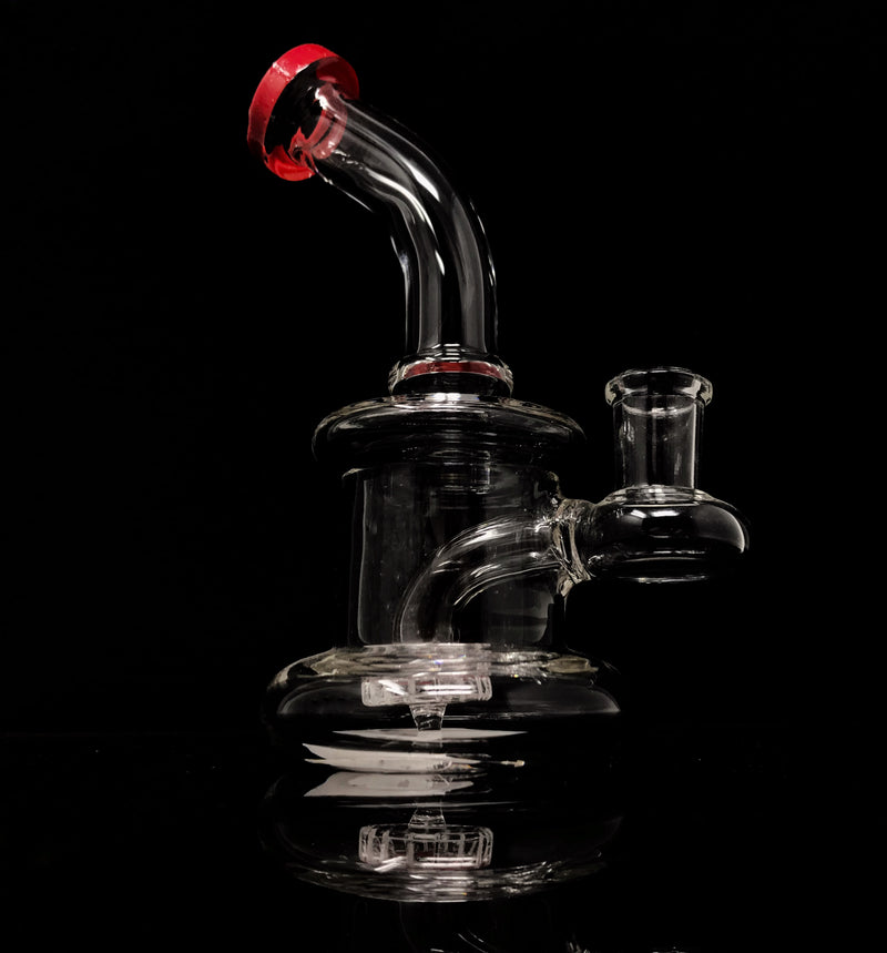 No Label Clear Accented Rig