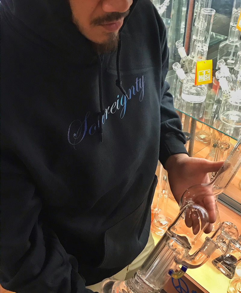 Sovereignty Logo Pull-Over Hoodie / Sweatshirt [November 2019 Drop]