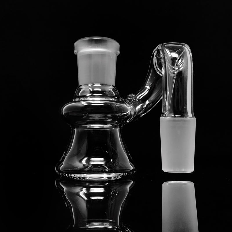 Thump Glass Dry Ashcatcher 18mm Male