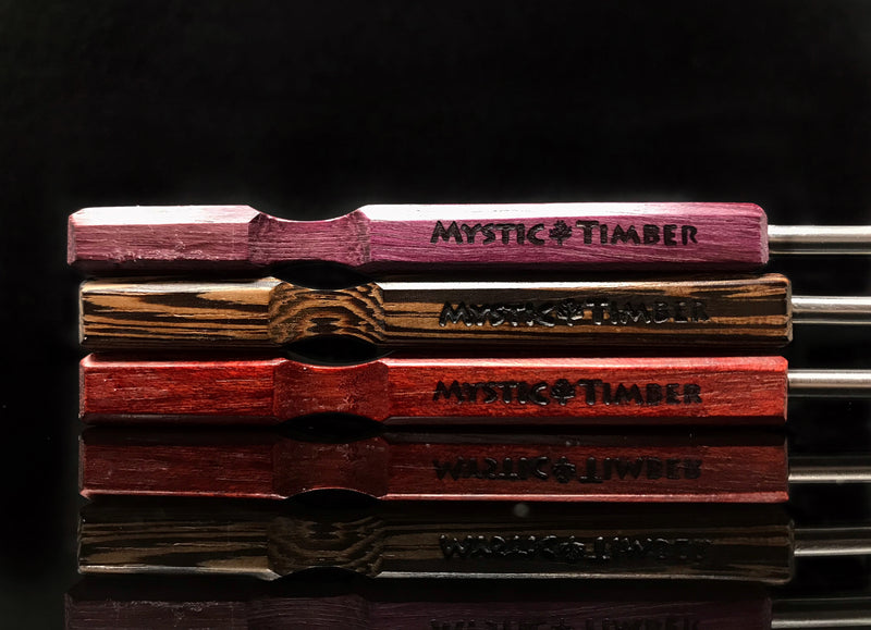 Mystic Timber: Budda Blade Dabber