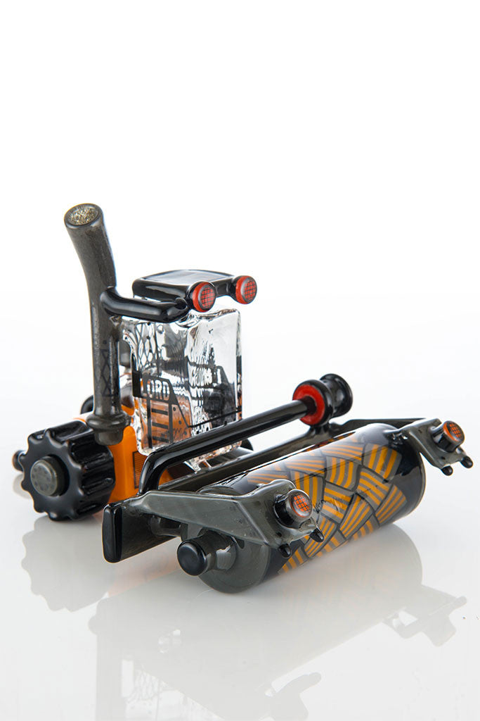 "Jsyn Lord X TwoStroke: ""10mm Steam Roller"""