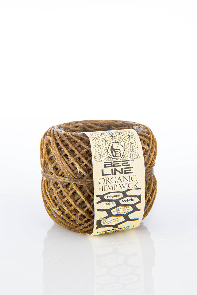 Bee Line Hemp Wick Ball