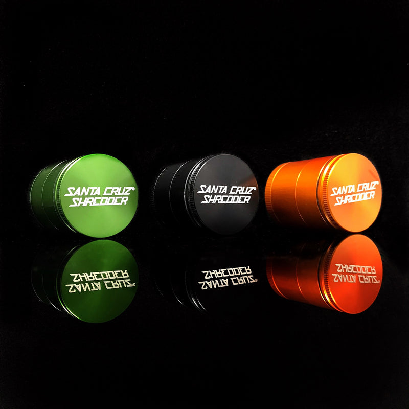 Santa Cruz Shredder 4 Piece Small Grinder