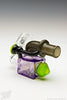 "Jsyn Lord: ""Lavender / Slyme 10mm Pocket Rocket"""