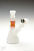"Seth Brayer: ""10mm White Mini Tube"""
