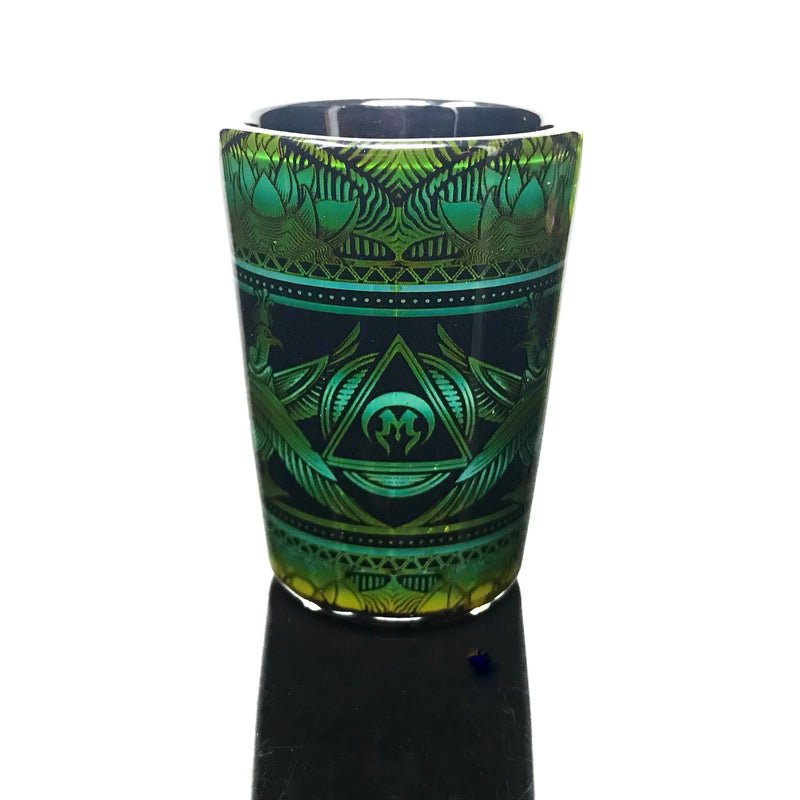 Mothership Unlisted Series Shot Glass