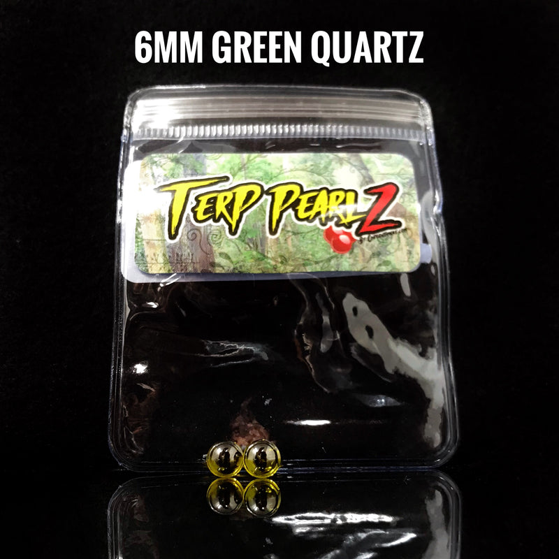 Terp Pearlz: Green Quartz 2-Pack