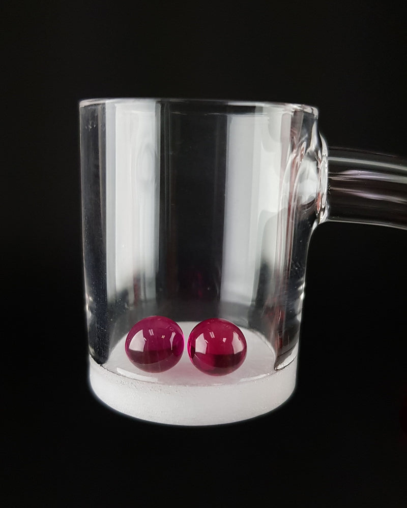 Ruby Pro: Ruby, Sapphire, Borosilicate, and Opal Pearls (Multiple Options Available)