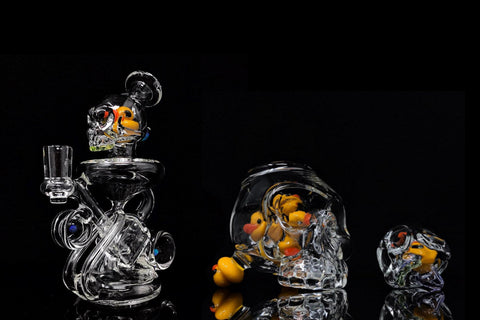 Ryno x Jsyn Lord Skull Recycler Set