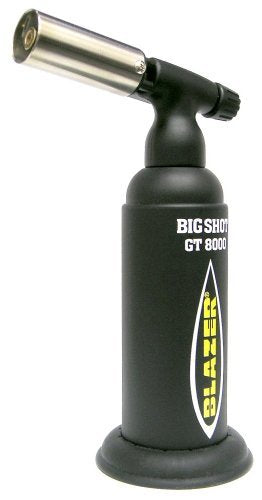 Blazer Big Shot GT 8000 Butane Torch (Additional Color Choices Available)