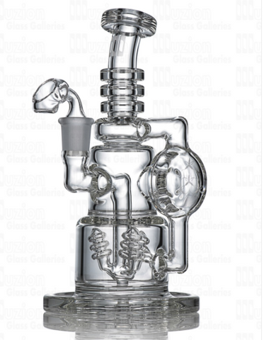 Ill Glass Flux Recycler