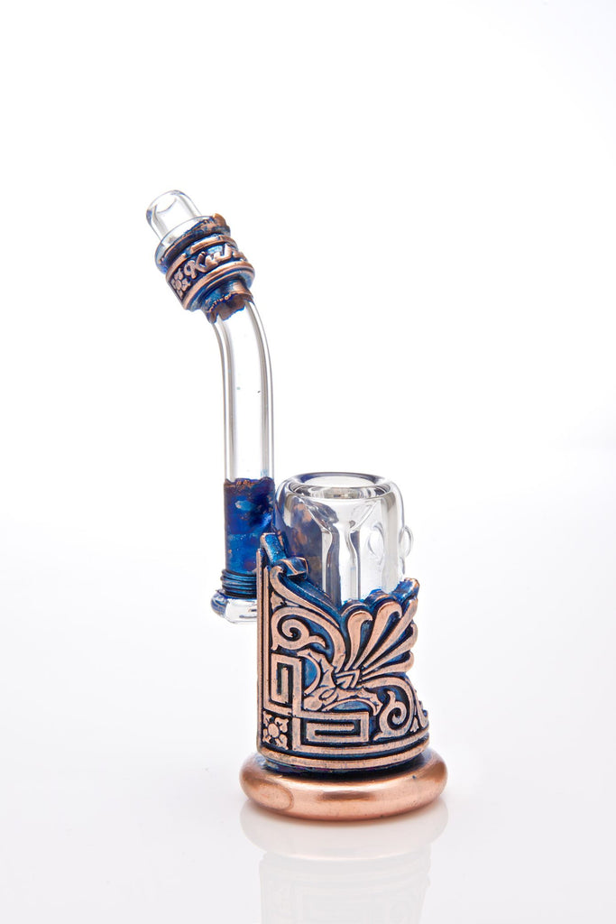 Kuhns Push Bowl Bubbler