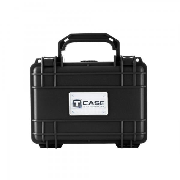 "The T Case 7"" Black by Tuff Protection"