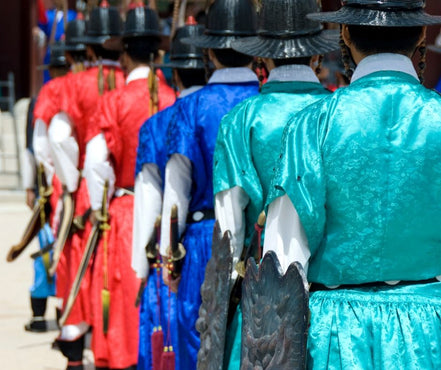 What is Men's Hanbok?