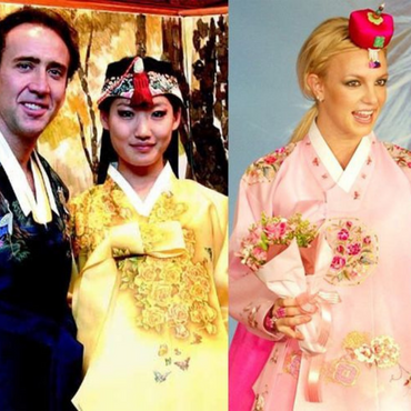 5 Hollywood Celebrities Who Rocked the Hanbok
