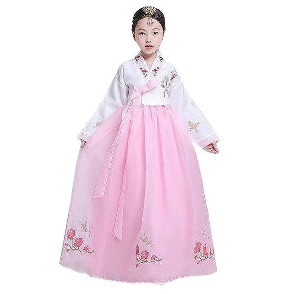Children's Hanbok: For the Little Prince and Princess
