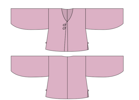 Magoja Korean hanbok male men's fashion jacket