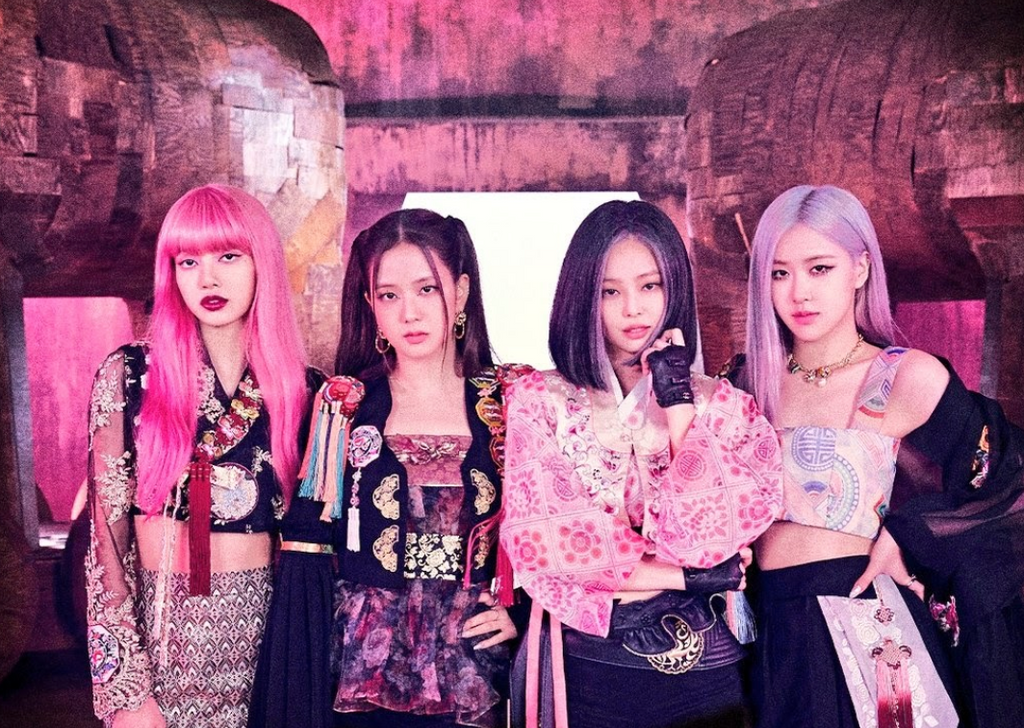 blackpink modern hanbok - the korean in me