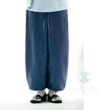 Custom grooms hanbok blue pants