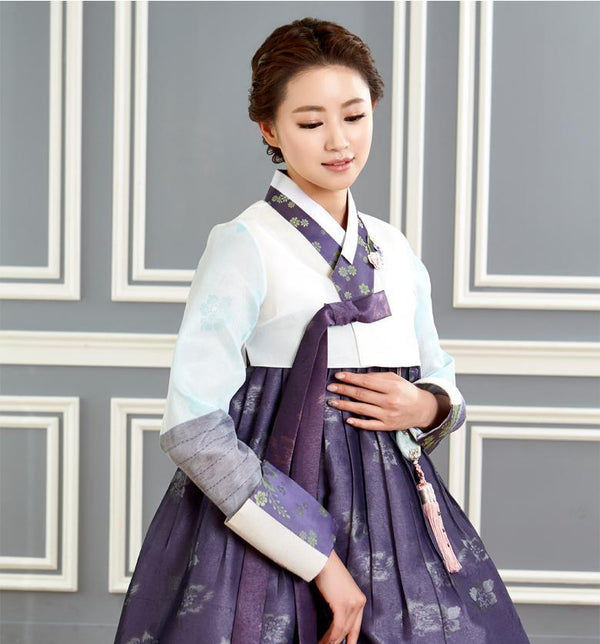 For the Mother of Bride Dress: Radiant in the Hanbok