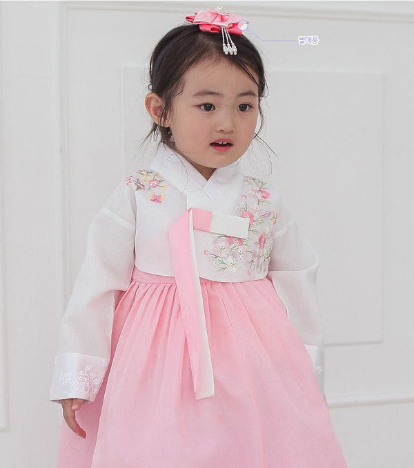 Hanbok for Girls: A Touch of Royalty for Your Beautiful Princess