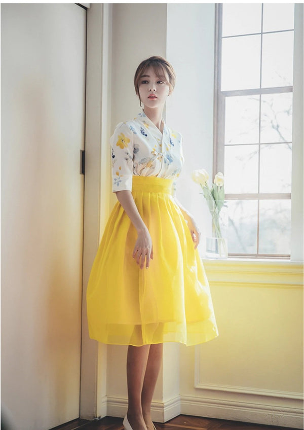 The Women's Modern Hanbok: A Stylish Twist on the Traditional Korean Dress