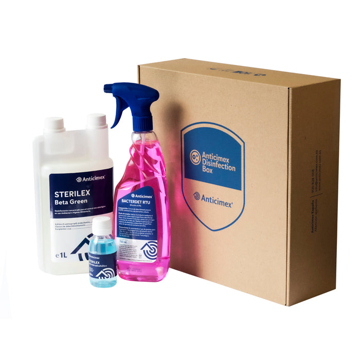 Disinfection Box