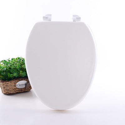 Thickened universal foam toilet seat
