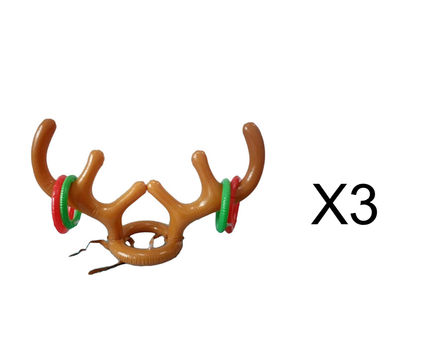 Reindeer Ring Toss Game (3units)
