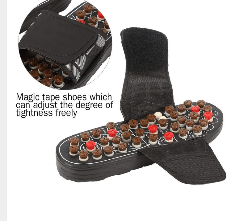 Health massage shoes
