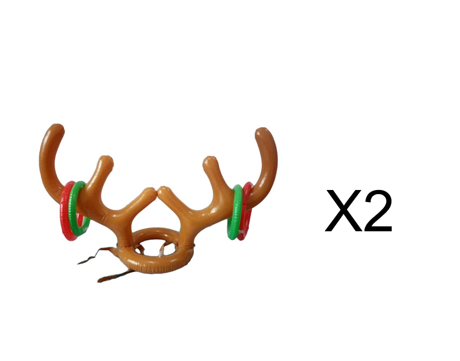 Reindeer Ring Toss Game (2units)