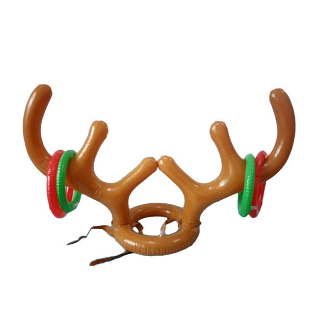 Reindeer Ring Toss Game (1unit)