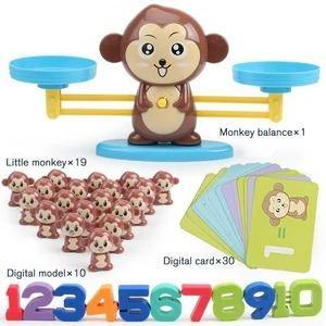 Balance Monkey - Early Children Math Toys