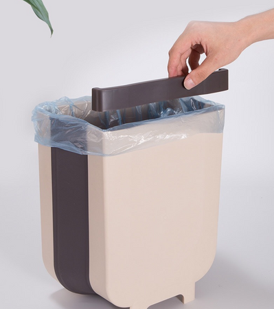 Offord Kitchen - Folding Trash Bin